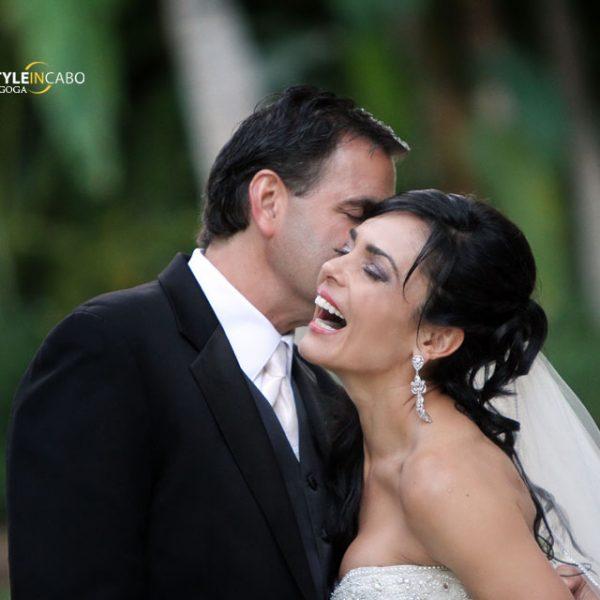 wedding@ One & Only Palmilla  Elizabeth + Steve 02/12