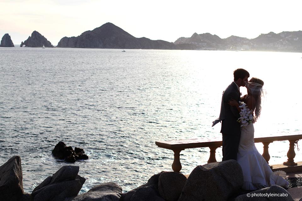 Cabo wedding Photographer- Sunset da Monalisa 02.15.14