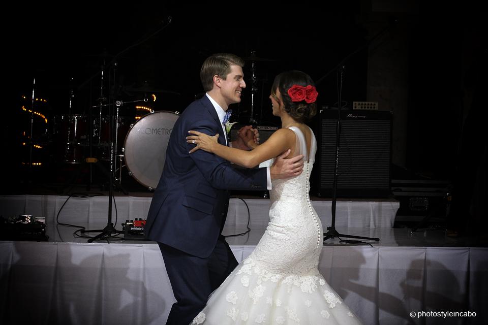 frist dance cabo wedding