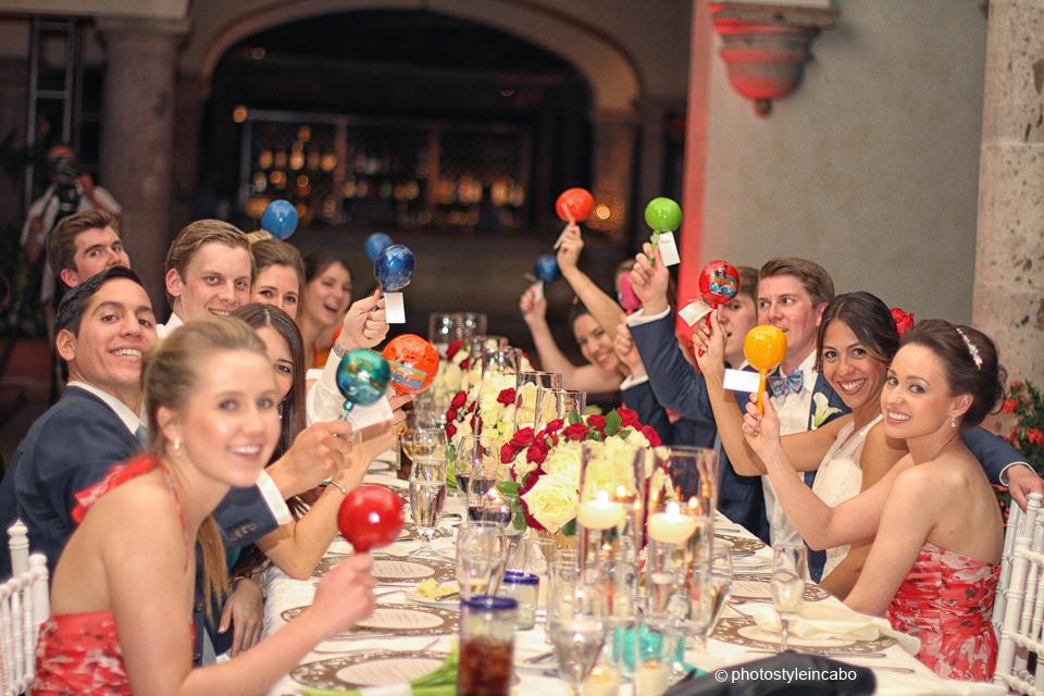 party los cabos weddings @ cabo del sol