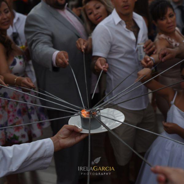 Destination wedding photographer - Casa Dorada