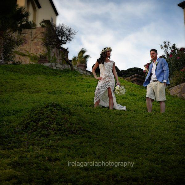 México Wedding Photographer - Pueblo Bonito Sunset